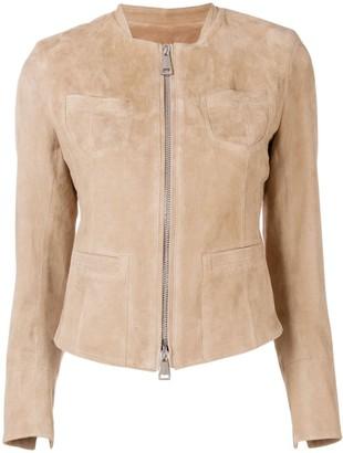 Sylvie Schimmel Melba leather jacket