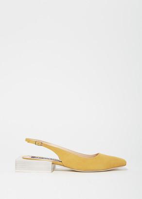 Jacquemus Les Chaussures Santon $535 thestylecure.com