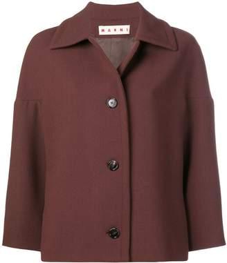 Marni buttoned jacket