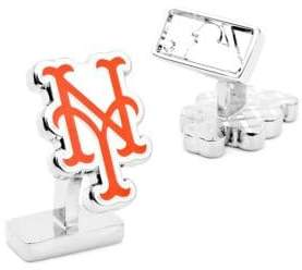 Cufflinks Inc. Palladium Edition New York Mets