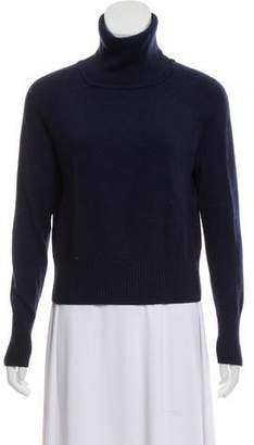 Haute Hippie Merino Wool Turtleneck Sweater