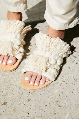 Free People Fp Collection Mars At Night Slide Sandal