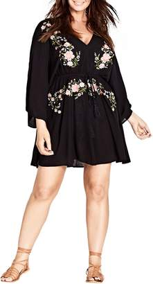 City Chic Festival Vibe Tunic
