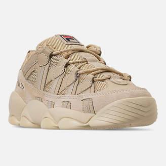 Fila Men's Spaghetti Low Basketball Shoes