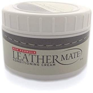Urad Leathermate-Leather Cleaner and Conditioner-Cleans,Moisturizes,Protects All Leather-Tack, Shoes, Boots, Car Seats Come Clean and Shine Like New- Best Leather Furniture Leather Cleaner and Restorer