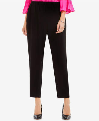 Vince Camuto Pull-On Slim-Leg Pants