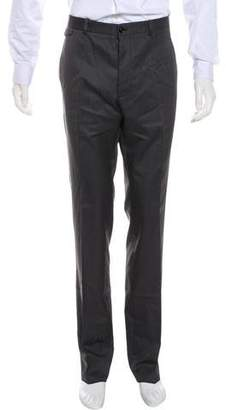 Maison Margiela Wool & Silk Dress Pants w/ Tags