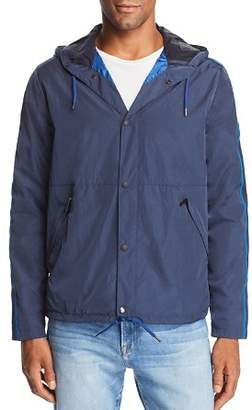 Paul Smith Tape Stripe-Trimmed Anorak Jacket
