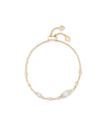 Kendra Scott Deb Adjustable Chain Bracelet
