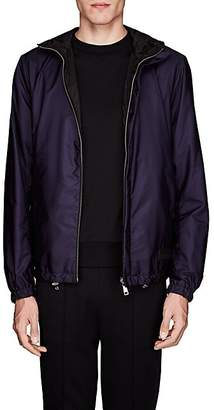 Prada Men's Reversible Nylon Jacket - Blue