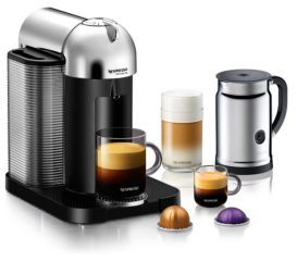 Nespresso Nespresso VertuoLine Bundle Espresso Machine & Milk Frother
