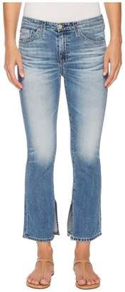 AG Adriano Goldschmied Jodi Crop in 16 Years Indigo Deluge Women's Jeans