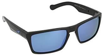 Arnette Specialist AN4204-01 Polarized Rectangular Sunglasses
