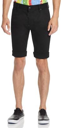 DSQUARED2 Mod Slim Fit Shorts $395 thestylecure.com