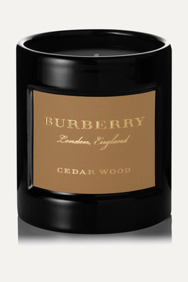 Burberry Cedarwood Scented Candle, 240g - Colorless