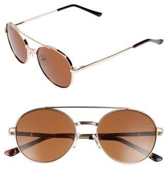 1901 Logan 52mm Sunglasses