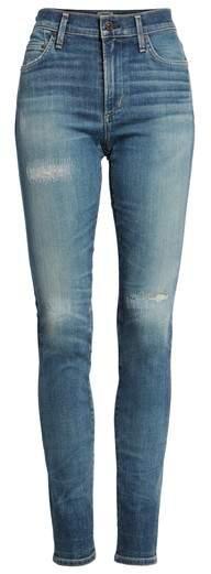 Rocket High Waist Skinny Jeans
