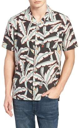 Levi's Hawaiian Short Sleeve Shirt