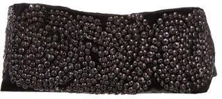 Vera Wang Embellished Waist Belt $65 thestylecure.com