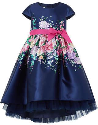 Monsoon Idalia Rose High Low Dress