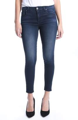 KUT from the Kloth Donna High Rise Ankle Skinny Jeans