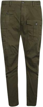 DSQUARED2 Multi-cargo Pocket Trousers