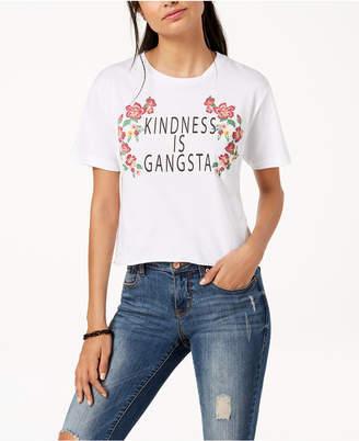 Pretty Rebellious Juniors' Graphic T-Shirt