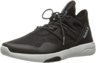 Reebok Women's Hayasu Dance Shoes, Black/White
