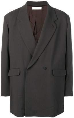 Ethosens oversized double-breasted blazer