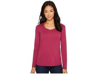 Royal Robbins Kick Back Sweet V Women's Long Sleeve Pullover