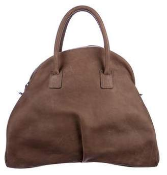 Marsèll Leather Dome Satchel