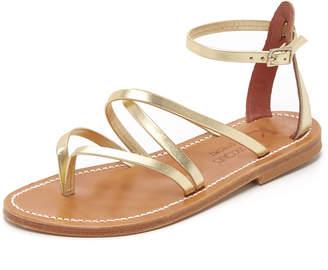 K. Jacques Epicure Sandals $280 thestylecure.com