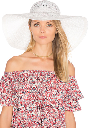 ale by alessandra Chantilly Hat $85 thestylecure.com