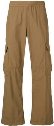 MSGM classic combat trousers