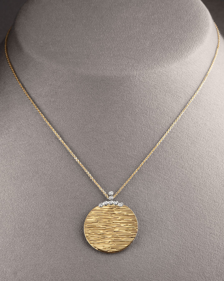 Roberto Coin Pendant Necklace, Medium
