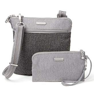 at Amazon.com · Baggallini Anti-Theft Slim Crossbody Bag - Stylish Long-Strap  Purse With Locking Zippers 762a52c5cf309