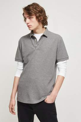 French Connenction Ampthill Oversized Polo Shirt