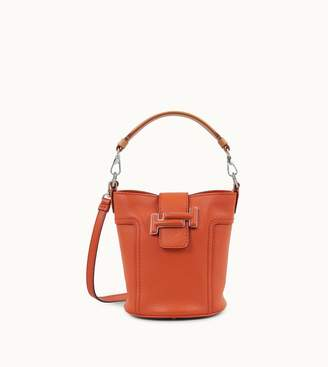 Tod's Tods Double T Bucket Bag Mini