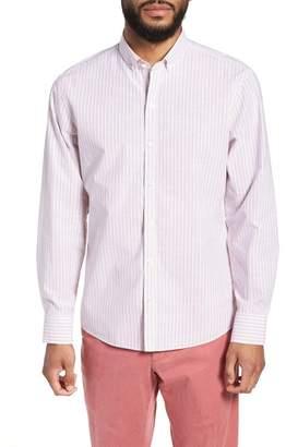 Zachary Prell Skeeter Stripe Sport Shirt