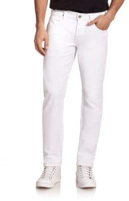 Hudson Slim-Fit Straight Jeans