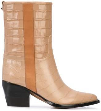Chloé Vinny mid boots