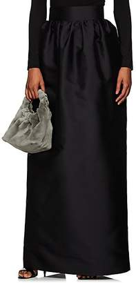 64c72a2a9d The Row Women's Ranel Silk Long Skirt - Black