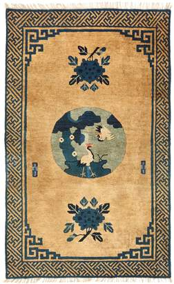 """ABC Home Vintage Chinese Wool Rug - 3'1""""x5'"""