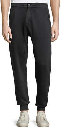 John Varvatos Men's Knit Jogger Pants