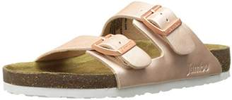 Jambu Women's Woodstock-Vegan Slide Sandal