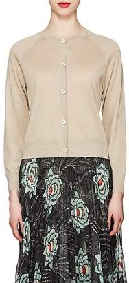 Dries Van Noten Women's Fine-Gauge Knit Cardigan