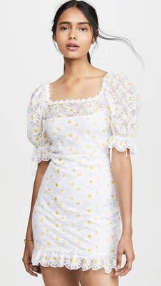 851c31d086e8ea For Love & Lemons Brulee Daisy Mini Dress