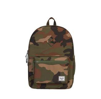 Herschel Supply Company Ltd HERITAGE YOUTH XL BACKPACK WOODLAND CAMO