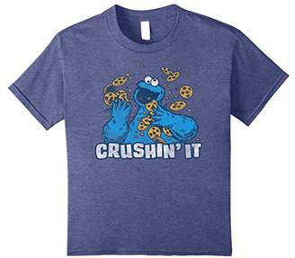 Sesame Street Cookie Monster Crushin' It T-Shirt