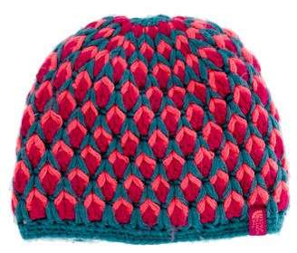 The North Face Patterned Knit Beanie